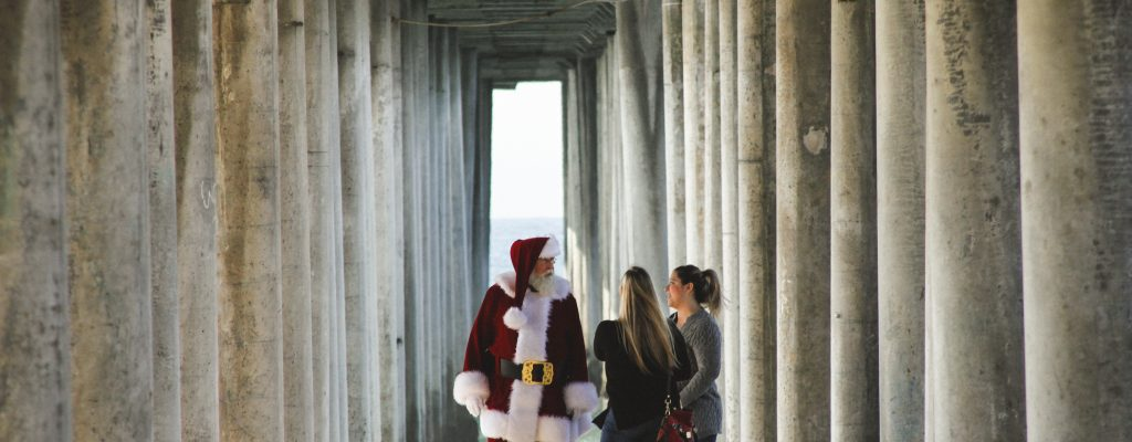 Santa and His Psychiatrist